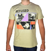 IMAGE | Refused - Shape Of Punk To Come (Tan)