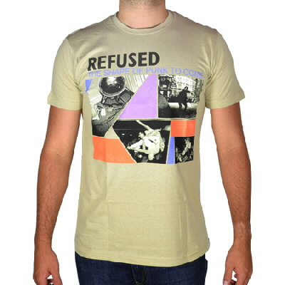 Refused - Shape Of Punk To Come (Tan)