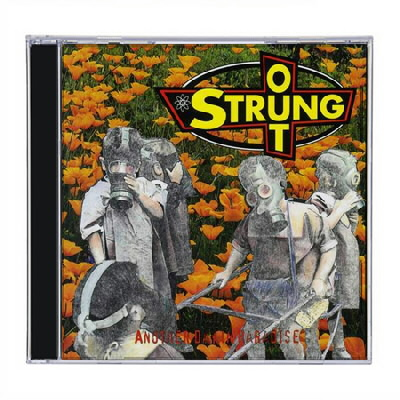 strung-out - Another Day In Paradise CD