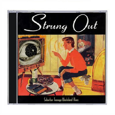 strung-out - Suburban Teenage Wasteland Blues CD