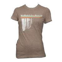 IMAGE | Dan Andriano In The Emergency Room - Womens Fence T-Shirt