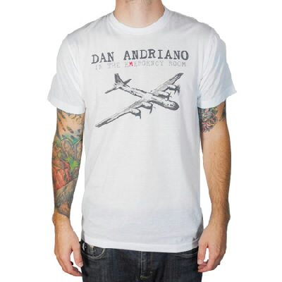 Dan Andriano In The Emergency Room - Plane T-Shirt