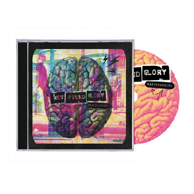 New Found Glory - Radiosurgery Deluxe CD