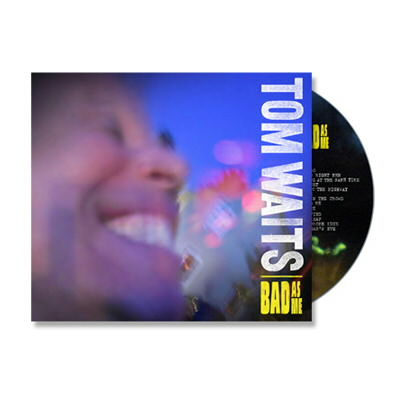 Tom Waits - Bad As Me - CD