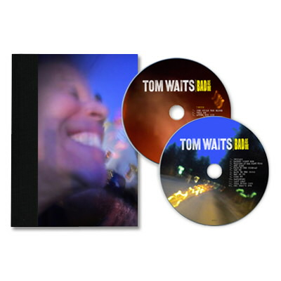 Tom Waits - Bad As Me - Deluxe CD