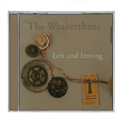 The Weakerthans - Left and Leaving - CD