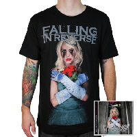IMAGE | Falling In Reverse - The Drug In Me Is You CD & Shirt