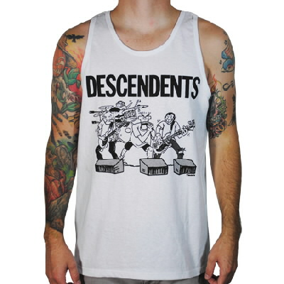 IMAGE | Descendents - Live Cartoon Tank Top