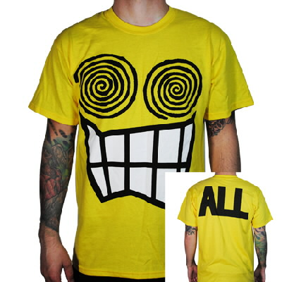 ALL - Allroy Tee (Yellow)