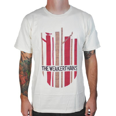 The Weakerthans - Shield Tee