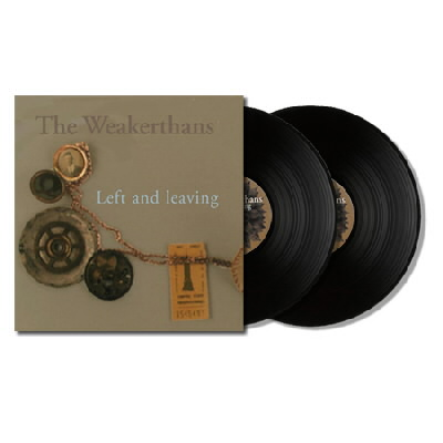 The Weakerthans - Left & Leaving 2xLP