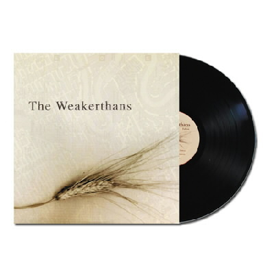 The Weakerthans - Fallow - LP - Black