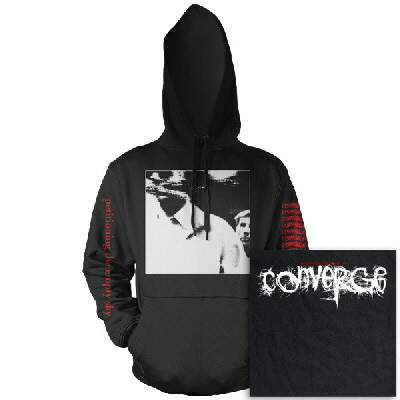 Converge - Petitioning Classic Hoodie (Black)