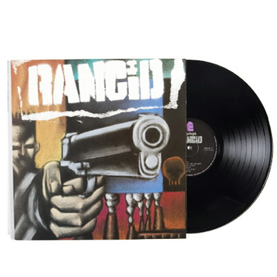 Rancid LP (Black)