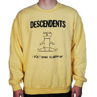 IMAGE | Descendents - I Don't Want To Grow Up Crew Neck