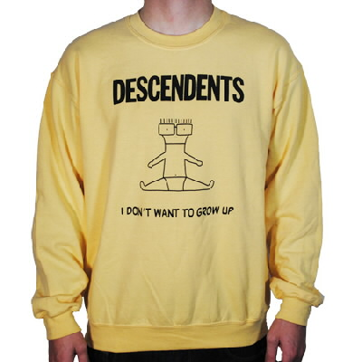 Descendents - I Don't Want To Grow Up Crew Neck