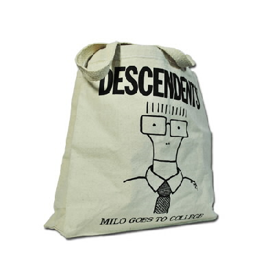 Descendents - Milo goes To College Tote Bag