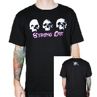 IMAGE | Strung Out - Skulls Tee