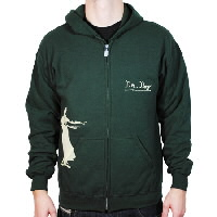 IMAGE | Dr. Dog - Bonnie Hoodie (Green)