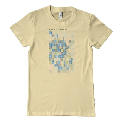 anti-records - Provincial Natural Tee