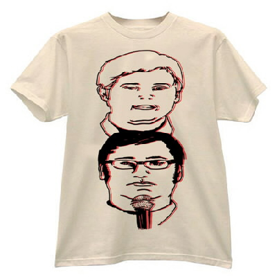 tim-and-eric - Stackers T-Shirt