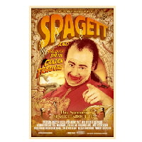 "IMAGE | Tim and Eric - Spagett 24""x36"" Poster"