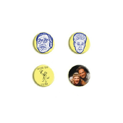 Tim and Eric - Tom Goes To The Mayor Pins