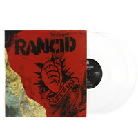 "IMAGE | Rancid - Let's Go! - 2x10"" - White"