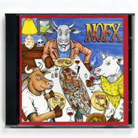 IMAGE | NOFX - Liberal Animation - CD