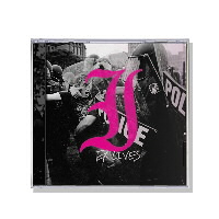 IMAGE | Every Time I Die - Ex Lives - CD