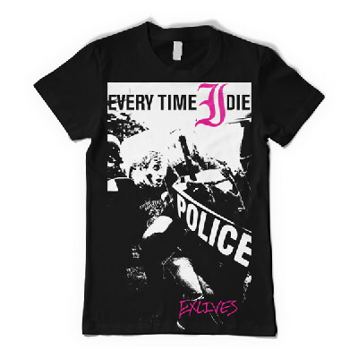 epitaph-records - Every Time I Die Riot T-Shirt