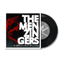 "IMAGE | The Menzingers - The Obituaries/Burn After Writing 7"" - 7"""
