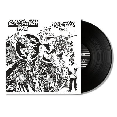 "Operation Ivy - Hectic 12""- LP"