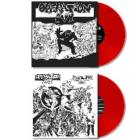 "IMAGE | Operation Ivy - Hectic & Energy 12"" Red LP's"