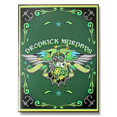 dropkick-murphys - Eagle Folder
