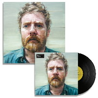 IMAGE | Glen Hansard - Rhythm and Repose LP & Print