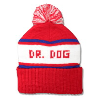 IMAGE | Dr. Dog - Dr. Dog Red Beanie - Red Beanie