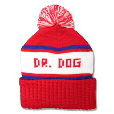Dr. Dog - Dr. Dog Red Beanie