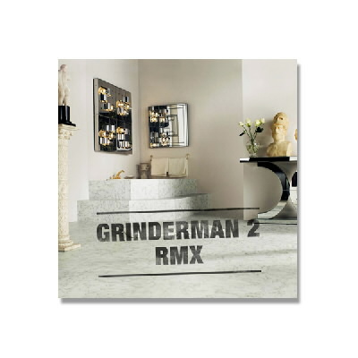 anti-records - Grinderman 2 RMX - CD