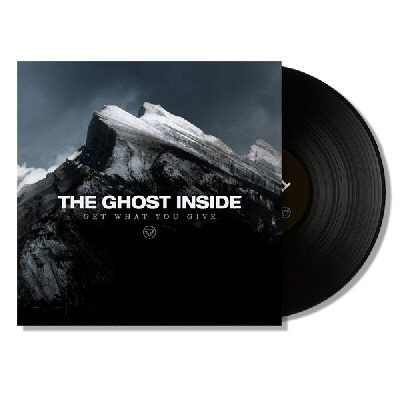 The Ghost Inside - Get What You Give - LP - Black