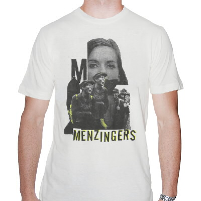 The Menzingers - Cut Out Tee