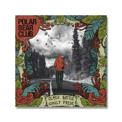 Polar Bear Club - Clash Battle Guilt Pride CD - CD