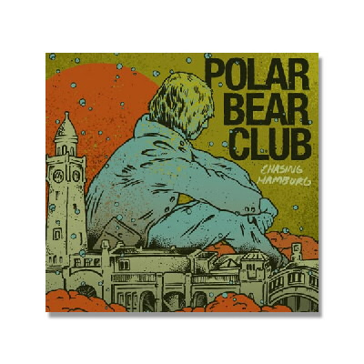 Polar Bear Club - Chasing Hamburgh CD - CD