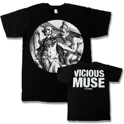 Converge - Vicious Muse T-Shirt (Black)