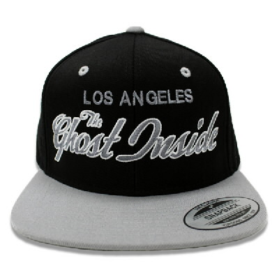 The Ghost Inside - Los Angeles Snapback Hat