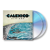IMAGE | Calexico - Algiers Limited Deluxe CD