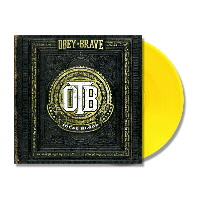IMAGE | Obey The Brave - Young Blood LP (Yellow)