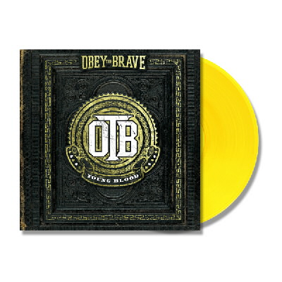 Obey The Brave - Young Blood LP (Yellow)
