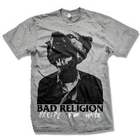 IMAGE | Bad Religion - BR Recipe For Hate Tee (Heather Gray)