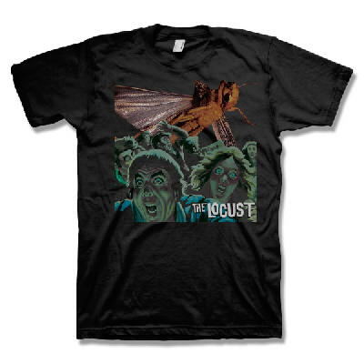 The Locust - Self Titled Shirt